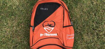 Actie: sports bag cadeau bij inschrijven zwemles